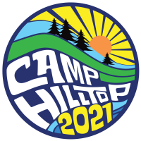Hilltop 2021 Sticker  Released