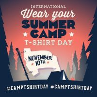 Camp T-Shirt Day 2020